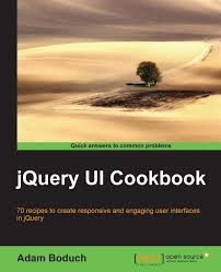 jQuery UI Cookbook by Adam Boduch